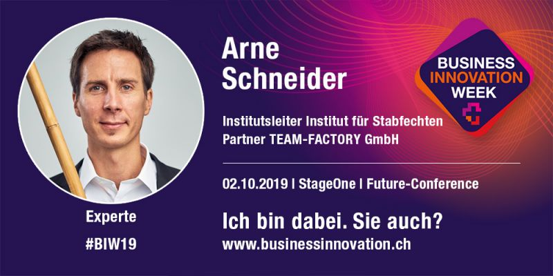 Business Innovation Week Zürich 1.–3.10.2019