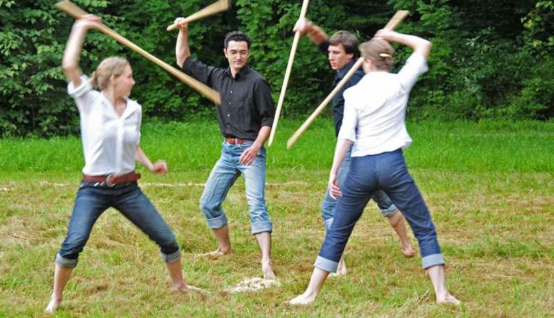 Choreografie Waldevent 10