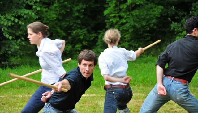 Choreografie Waldevent