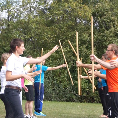 Teambuilding mit Dynamic Solutions