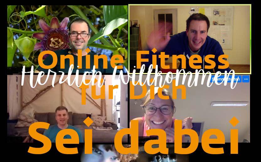 Online Fitnessprogramm